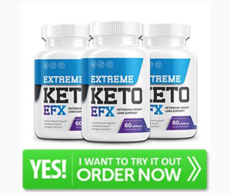 Extreme Keto EFX UK