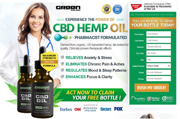 Green Canyon CBD Oil review