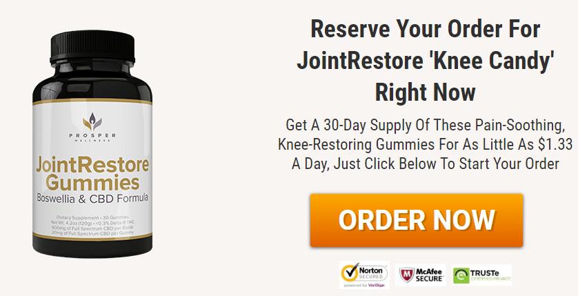 Joint Restore Gummies price