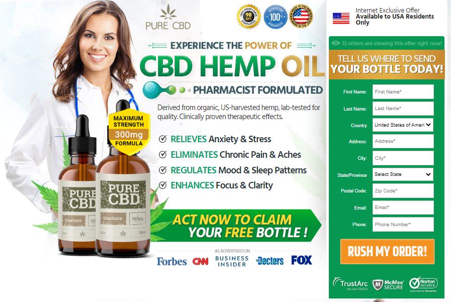 Pure CBD Oil review