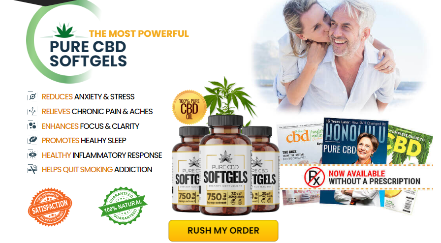 where to buy Pure CBD Softgels in UK