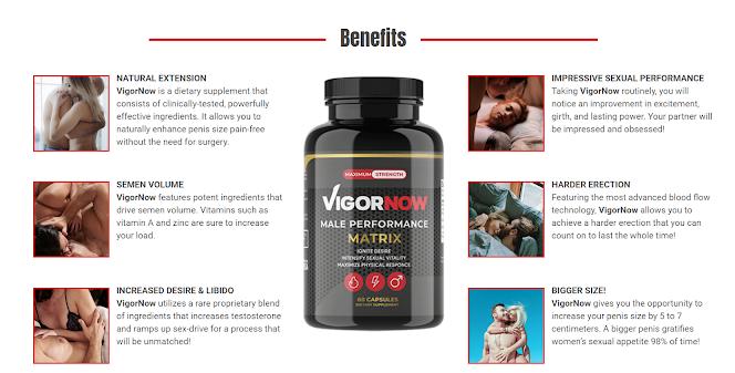 Vigornow Male Enhancement pills
