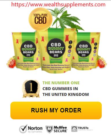 Copd CBD Gummies UK