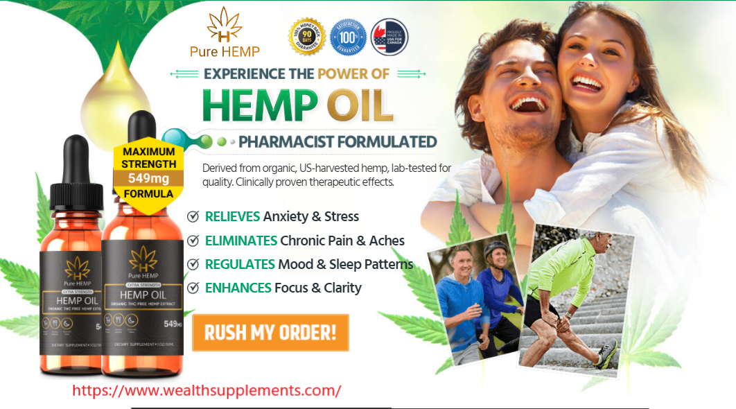 Canada Pure Hemp Oil how to order