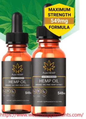 Canada Pure Hemp Oil