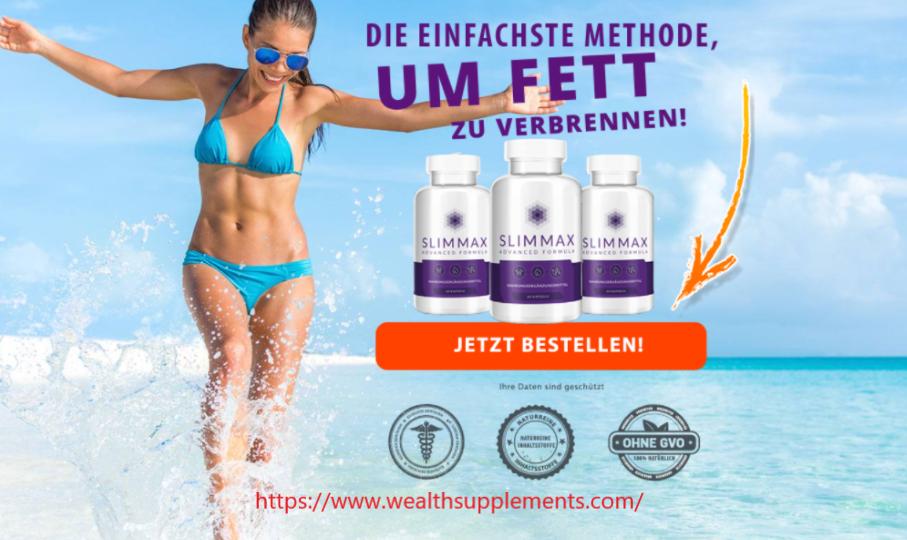 Slim Max Advanced Formula germany